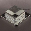 Square Floater Candle Mold - Product Image