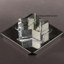 Star Floater Candle Mold - Product Image