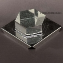 Hexagon Floater Candle Mold - Product Image