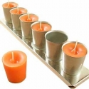 Metal Votive Mold Strip - Product Image