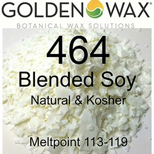 GOLDEN BRAND 464 SOY WAX - Product Image