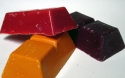 French Color Dye Blocks - Package 12/Blocks - Product Image