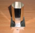 Hexagon Pillar Candle Mold - Product Image