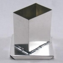 Rectangle Pillar Candle Mold - Product Image