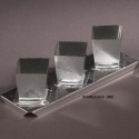 Square Votive (3-In-1 Strip) - Product Image