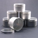 Seamless Candle Tins - Product Image